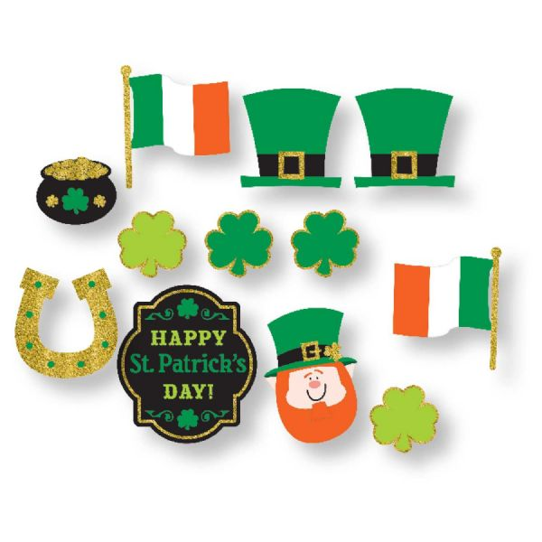 St. Patrick's Day Value Pack Cut-outs